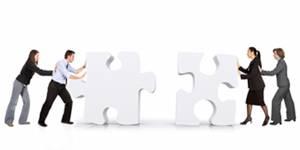 team puzzle piece